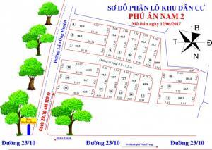 Mở bán Đất thổ cư phân lô khu vực Diên An-TT Diên Khánh ( nhanh tay để có lô đẹp và giá rẻ)