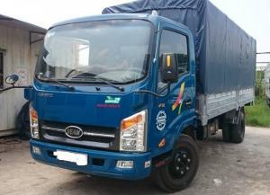 Xe tải veam 3t5 giá tốt/ xe tải veam 3t5 vt350 thùng đa dạng