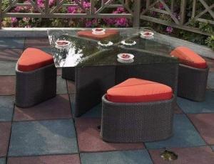 Sản xuất và nhập khẩu các sản phẩm bàn ghế nhựa đúc chuyên dùng cho quán café