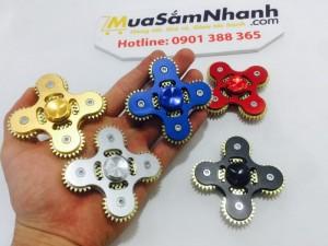 Ngoài ra spinner là một đồ chơi high-end dành cho những người yêu thích các sản phẩm cơ khí có độ chính xác cao.