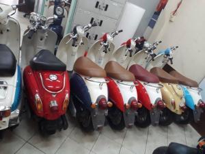 Chào Hè Giảm Giá Đặc Biệt - Honda Scoopy, Crea, Zoomer, Julio 50Cc