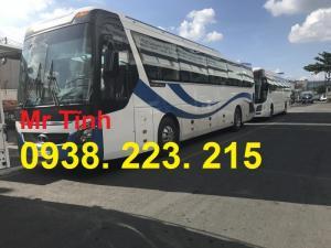 Giá xe khách universe 45 chỗ 47 chỗ của hãng...