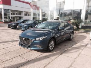 Mazda chính hãng ưu đãi giá  xe Mazda 3 1.5 facelift màu xanh ngọc tại Đồng Nai-voi nhiều quà tặng
