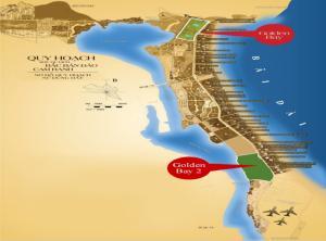 Bán đất nền Golden Bay Cam Ranh 3,8tr/m2, TT 20%