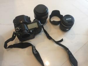 Pentax 645z 98% và Lens 55mm và 150mm mới 99%