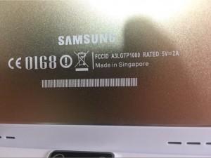 Galaxy Tab T805S Xách tay Singaopre