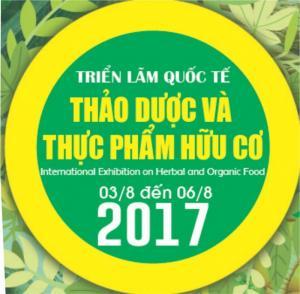 Triển Lãm Quốc Tế Thảo Dược Và Thực Phẩm Hữu Cơ Việt Nam