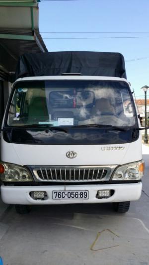 Bán xe tải thùng 5 tấn Chiến Thắng 2015