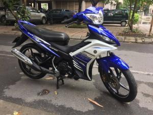 Bán Yamaha Exciter 135 GP 2 phanh đĩa 29 5 số chính chủ đời 2012 xe đẹp 29,5 triệu