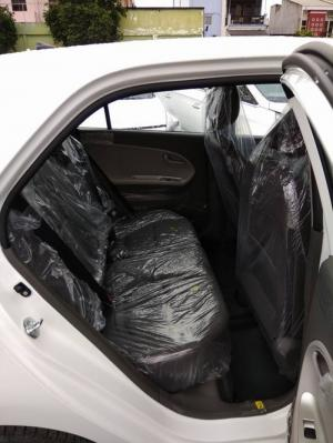 Kia Morning Ex 2017, xe số sàn phù hợp chay kinh doanh, hỗ trợ vay ngân hàng 80% giá trị xe