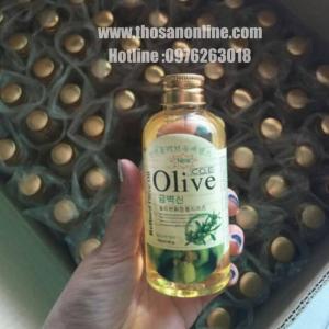 Dầu Tẩy Trang Olive (Dưỡng Tóc+Dưỡng...