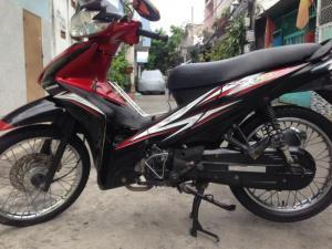 Wave RSX 110 cc màu đỏ đen đời...