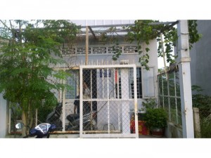 Bán nhà hẻm-gần chợ lớn Trà Vinh