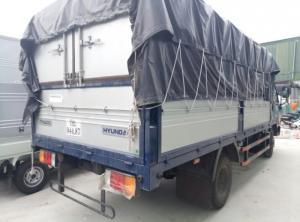 xe nâng tải Hyundai 5 tấn Hd500 hải phòng