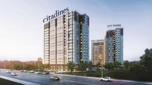 Bán căn hộ chung cư City Tower Bình Dương
