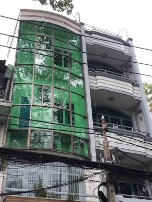Cần tiền bán gấp nhà 2 mt Nguyễn Chí Thanh Q.10 DT: công nhận 56m2,