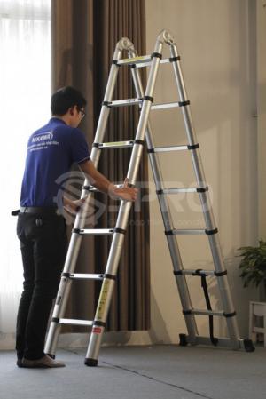 Spro- Chọn mua thang nhôm nào tốt và an toàn