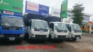 Xe tải ISUZU QKR 1,4 đến 1,9 tấn
