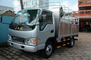 Xe tải jac 1.49 tấn động cơ isuzu