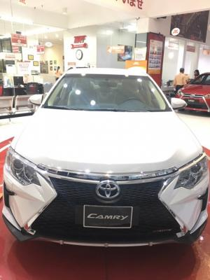 Toyota Camry 2017 giảm giá,tặng bảo hiểm,chỉ cần 300tr giao xe ngay