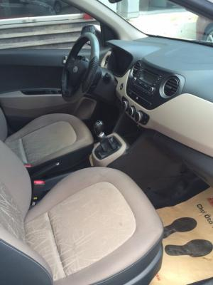 Bán Hyundai Grand i10 1.2MT sedan màu trắng...