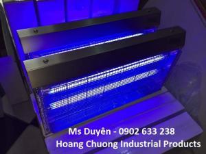 Đèn Diệt Côn Trùng GN-30 Inox 304 Bền Đẹp