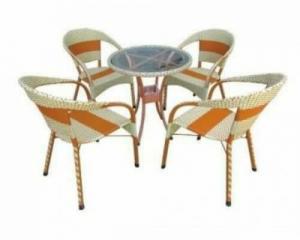 Chuyên sản xuất bàn ghế mây giá rẻ nhất