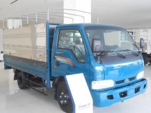 Xe tải giá rẻ Thaco Kia K165S 2,4 tấn, 1,9 tấn chất lượng hàn quốc, hỗ trợ vay 80% lãi suất ưu đãi.