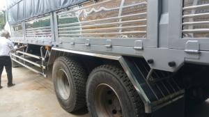 Bán xe tải Fuso FJ 24 tấn (tải trọng 15 tấn) giá tốt, hỗ trợ phí trước bạ, có xe giao ngay