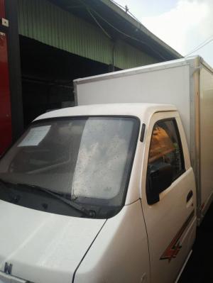 Xe tải Dongben thùng kín 780kg, trả góp 80%
