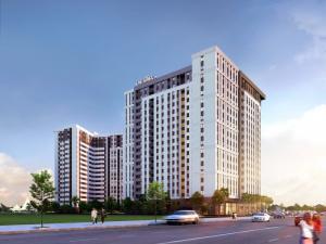 Dịch vụ khách sạn và căn hộ cao cấp Luxury Residence & Citadines Central Bình Dương