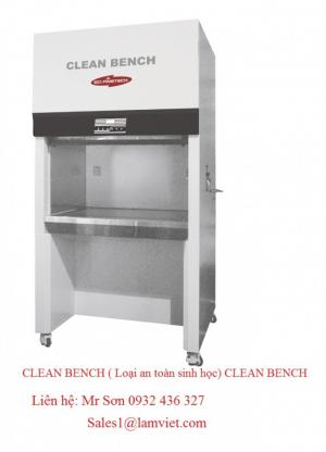 Clean Bench ( Loại An Toàn Sinh Học)