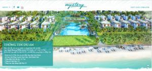 Bán biệt thự biển Cam Ranh, cam kết lợi nhuận 1,2tỷ/ năm tối thiểu 8% tổng giá mua