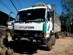 Xe tải HYUNDAI 10 tấn