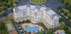 Bán nền khách sạn Golden Bay khu D16-32 giá 10tr/m2, khu D16-10