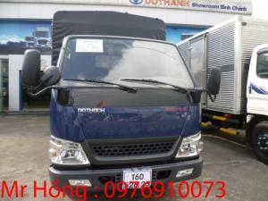 Xe tải 2,4 tấn - xe iz49 2,4 tấn giá rẻ - xe...