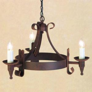 Đèn chùm sắt cổ điển châu âu có tại Q.9