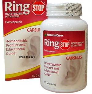 RingStop giúp giảm ù tai, cải thiện thính lực