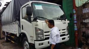 Xe tải isuzu 8 tấn 2,xe co sẵn giao xe nhanh