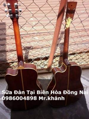Sửa đàn guitar ở Biên Hòa