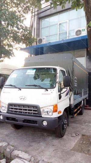 Bán xe tải hyundai hd700 tải trọng 7 tấn