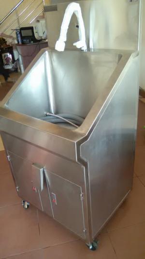 Bồn rửa tay tiệt trùng 1 vòi giá rẻ