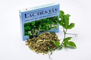 Dược liệu sạch Lạc tiên tây - Passiflora incarnata