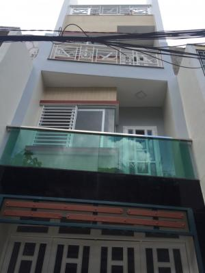 Xuất cảnh bán nhà 2 lầu, 5,6x13,6m, nở hậu 5,7m, DT 225m2 mặt tiền Thái Phiên, 7,1 tỷ