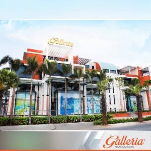 Bán biệt thự thương mại Galleria đẳng cấp theo phong cách Địa Trung Hải