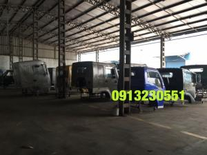 Rất nhiều loại cabin xe tải bán isuzu, auman,...