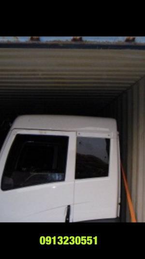 Biếu 10 triệu khi mua cabin xe tải howo, dongfong