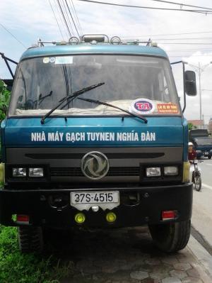 Bán xe ô tô tải 7 tấn dongfeng đời 2009