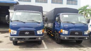 Xe Hyundai HD99 6,5 tấn thùng mui bạt - Gía...