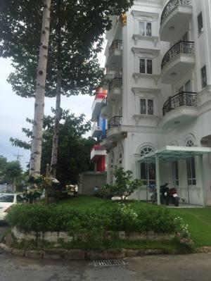 Biệt Thự Cao Cấp Phú Mỹ Hưng 4 Tầng Sổ Hồng q7